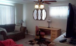 Clean extra secure home to share , it is smoke free, extras for the right person or persons , split utilities or a flat rate of 500.00 per month , a couple or 2 females who want to be housemates , could also be an option , this at a flat rate