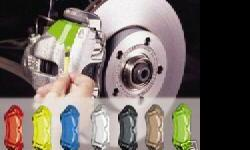 **HUGE BLOW OUT SALE** WAS $38.00 NOW $7.99!!** Buy 1 for $7.99 or 3 for $20 This top-of-the-line BRAKE Caliper Paint System Set. It's the most complete and easy-to-use kit available and includes everything necessary to paint four (4) standard sized brake