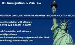 Please click on the link below to ask questions about United States immigration law and receive answers from our immigration lawyers within the next 24 hours: CLICK HERE TO ASK YOUR IMMIGRATION VISA QUESTIONS AND RECEIVE A FREE CONSULTATION ON GREEN CARD,