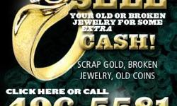 We would consider for purchase any and all jewelry that is made of precious metals such as gold, silver & platinum. We also are always on the lookout for Designer pieces, Name brand & high end pieces as well as common estate pieces. No