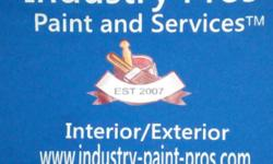 All types of Painting and handyman work. High quality/low cost with exceptional customer service.