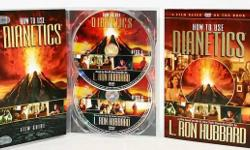Dianetics DVD: The Visual Guide to the Mind DVD, English In less than one hour, you will see the basic Dianetics principles and procedures demonstrated step-by-step so you can use them with confidence and certainty. See how the mind works. Watch Dianetics