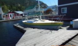 1979 J-24 sailboat in excellent condition located in Bayview Idaho. Newer four cycle Suzuki outboard. Includes two set of sails: two mains, two genoes, storm jib, drifter and spinker with pole. Also includes bow andstern pulpit, knot meter, compass,