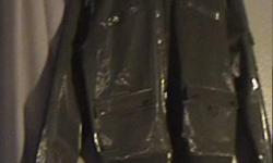 Size 1x unisex color -sage green never worn