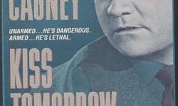 America's Toughest Gangster In His Rarest/Best Movie ! Very Good Condition VHS~Plays Perfect !! We Have Lots More VHS/DVD Available !!! See All My Nice/Rare Items Here & Also At http://www.bonanza.com/thedowopshop