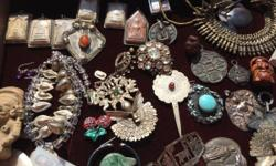 Friday and Sat. 5/20-5/21 9-2 15218 Weddington Sherman Oaks. Sale is in back (follow signs). Please do not disturb occupant. This woman traveled the world, (for beads and exotic findings), to create her jewelry designs. Thousands of semi