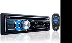 JVC CD Receiver with Built-In HD Radio KDHDR40 BRAND NEW ONLY 1 AT THIS PRICE- CLOSE OUT!