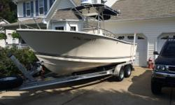 2000 Kencraft challenger 215 This an offshore boat. Its the biggest 21.5 money can buy. Plenty of fishing room, gunnels up to your waist and a huge dead rise. Excellent condition. Still fishing it, just do t have the time to use it nearly as much as I