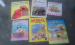 BOOKS FOR KIDS NEW 0.50 EACH CONTACT 818 825 -1264