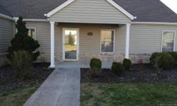 Freshly painted 2 bedroom, 1 bath condo on one level in Kingsport's Pinebrook Place community. The master bedroom is spacious & has a huge walk in closet. The kitchen is equipped with dishwasher, garbage disposal, range & refrigerator. Washer & dryer is