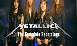 KISS, ACDC,Metallica, and many others!Complete Recordings on MP3. Everything each band has released and some live shows too. Some other band available. Located in Kingsport. Priced from $10-$30