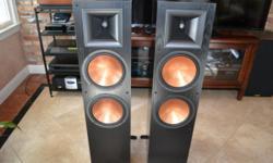 Klipsch RF-7 II Floorstanding Speakers Selling for $1,100USD Product Identifiers Brand Klipsch Model RF-7 II MPN RF7II, RF7IIPKGBK UPC 743878021738 Key Features Speaker Type Main / Stereo Speakers Mounting Floorstanding Construction 2-Way Outdoor/Indoor