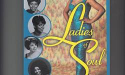 The Life & Times Of America's Greatest Black R&B Soul-Sisters ! Over 225 Pages Of Hard-Hitting Facts & Their Photos !! Barbara Mason/Carla Thomas/Maxine Brown/Timi Yuro + More !!! Like~New Condition Softcover~You'll Love It !!!! See All My Super Nice/Rare