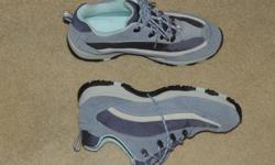 Ladies LL Bean sneakers, top of the line. Very good condition, seldom worn. Size 11.