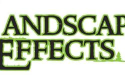 Landscape Effects LLC is a full service residential and commercial Southern Utah landscaping company. Services include commercial property maintenance, full custom design/buildlandscaping, water features, retaining walls. For more info Visit