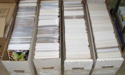 Moving to Peru. Everything must go. Prices reduced. I have a rather large collection of comics for sale. The book dates range from the early to mid 70's running to the late 90's. There are 10 boxes holding roughly 2500 comics. Over 90% of the books are