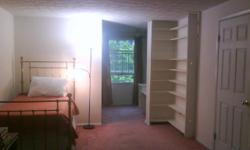Large Furnished Master Bedroom in quiet neighborhood with private bath, walk in closet. All utilities included, including cable and internet. Kitchen and laundry privileges. Month to month or yearly rental. Carpeted. 1 mile from Arundel Mills. Non smokers