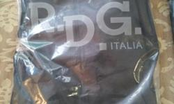 Hi. i would like to sell two leather Jackets. It's COLLEZIONE R.D.G.  made in Italy Both size L, Brand new with tags