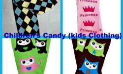 You can find us on our FaceBook page Children's candy (Kids Clothing) These legwarmers can fit size 6 months old to size 4 years old. A must have winter accessory.