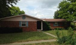 Southside of Indy 3 Bedroom Ranch House. 5 Minutes from I-65 or Greenwood, 10 Minutes from Downtown. A nice corner lot in a quiet nieghborhood. Rooms are 11 x 12 foot. Livingroom, Familyroom, Washer & Dryer, Attached Garage and covered Patio.