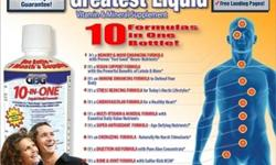 This product is called GBG 10 in One, it is a liquid vitamin that has 10 health formulas in one bottle. If you were to purchase each one of these health formulas separately, it would cost you $100 or more. Purchase this item today for $29.97 plus S/H. I