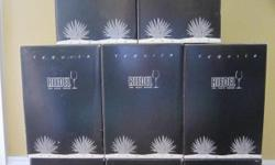 Hello Here I am selling the LOT of NEW 8 boxes of RIEDEL Tequila glasses. Each box has 4 glasses which are the Limited Edition of Don Julio. Total glasses are 32 glasses. They are unopened, new and great condition which are suitable for bar or