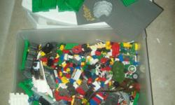Lots and lots of legos. call if interested -- leave message