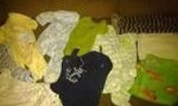 LOTS OF BABY CLOTHES FOR SALE!! FOR GIRLS AND BOYS  SIZES ARE NEWBORN TO 24 MONTHS!! CALL ME AT 7012527358 OR E-MAIL ME AT HANNIEBANANIE401@GMAIL.COM