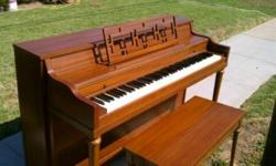 Price reduced!! Ready to play. No missing keys. Ready for home, church, etc. $400 obo.