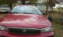 nice buick skylark only 74000 miles two small dents right finder & left qt panel good paint clean int. V/6 3100 eng. 4 door can call 254-635-2045