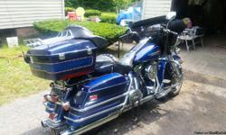 1992 Harley Davidson Electric Glide 11,000 ORIGINAL miles! Runs and Drives 100% New plugs, Oil Change, and Battery.  Notrades please. Pick up only.
