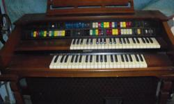 worth more then $400.00 but need to sale, sounds good, comes with bench, no scratches, around 1978 - 1980, been in family for awhile...........................will consider good offers.