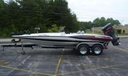 LP 2003 Triton TR-20 Bass Boat with 225 Yamaha ENGINE LOW PRICE RRD