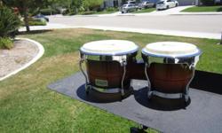 LP Bongo Drums