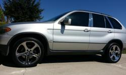 THIS SUV COMES WITH A 3.0 ALL WHEEL DRIVE ENGINE, IT FEELS LIKE AN SUV BUT DRIVES LIKE A SPORT CAR, NEW TIRES HID LIGHTS, LED FOG LIGHTS, LEATHER, AUTOMATIC, WOOD GRAIN, PANARAMIC ROOF, EXTRA WIDE TIRES FOR HANDLING TURNS, HARMON KARDON SOUND SYSTEM WITH