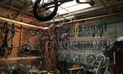 rims rims bikes and all kinds of parts. Rims from road bike, BMX,freestyle,Lowrider all kinds ofparts Will be there open from 8:30 AM to noon every Saturday and address 1101 N. Staples right down the road From Vernon's bar &