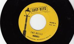 Like~Brand~New Re-Issue That's Hard To Find ! Flip Is 'The Rain' On Lost-Nite 330 !! We Have Lots Of Nice Do Wop/R&B/Soul Records/Items Available !!! See All My Rare Items For Sale Here & Also At http://www.bonanza.com/thedowopshop