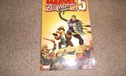 Marvel Zombies 5 Trade Paperback,Marvel Comics,2011, 1st Printing!!  ThisTrade Paperbackis in MINT condition and is Glossy, Flat, Clean & Colorful with all pages pristine!!  Please see the photo's for much better