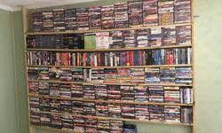 I am having a garage sale starting Saturday, June 11 from 8am to 8pm, Sunday, June 12 from 8am to 2pm, and Monday from 5pm to 8pm. Willhave a garage sale every week same days and times. I am selling my lifelong collection of DVDs and Old Video