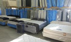 Buy Factory direct from our Warehouse here in Cedar Rapids or in Waterloo. There is no better way to buy a new mattress. From low priced quality beds to the high end Latex and Visco models. Always the lowest price possible!! ALWAYS BRAND NEW***NEVER