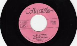 Like~Brand~New Re-Issue That's Hard To Find ! Flip Is 'Harry Lets Marry' On Collectables 1286 !! We Have Lots Of Nice Do Wop/R&B/Soul Records/Items Available !!! See All My Rare Items For Sale Here & Also At http://www.bonanza.com/thedowopshop