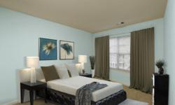 The Master bedroom is available with a private bathroom and walk-in closet. The apartment includes an in-unit laundry, private balcony, central air conditioning, fully-equipped kitchen, hi-speed internet, fireplace and ceiling fan. The apartment complex