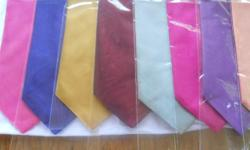 mens necks ties for sale looking nice available in every colour and design