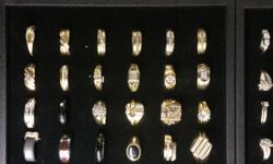 Mens rings many sizes and styles best prices and cash deals in town come in today for the best selection. $69 and up. ?. Mention or Bring in a copy of this ad for a ten percent discount of your purchase(s) when you pay with cash. ACE LOANS PAWN SHOP 3060