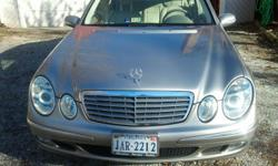 exc.cond loaded/ no nav/ new tires/ new brakes/61000 mi/ sun roof /   silver ext/beige int/ shiftable auto trans 1 owner location SML