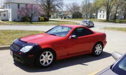 I have a 2002 Mercedes SLK230 super charged hard top convertible I've owned and enjoyed for a long time. Miles are right it has alot of new parts and here are a few of them( new brakes, tires,belts,Bosch 4 plugs, cold air intake). All service is up to