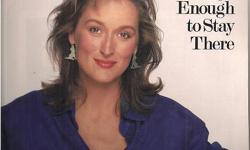 """Meryl Streep (3) Poster 9.5""""x12"""" *Cliff's Comics & Collectibles *Comic Books *Action Figures *Posters *Hard Cover & Paperback Books *Location: 656 Center Street, Apt A405, Wallingford, Ct *Cell phone # -- Link to poster selling on"""