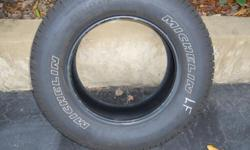 4 P275/65R18 tires with only 2000 mileson them.70000 mile tires