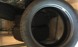 Tires 4SaleNew Michelin Set of 4, size P215 / 55 R 17 call (954)609-1949negotiable make offer