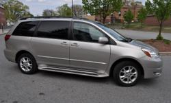 205 TOYOTA SIENNA XLE LIMITED EDITION NEW CONDITION 72,500 MILES 2,500 LEFT ON EXTENDED WARRANTY.